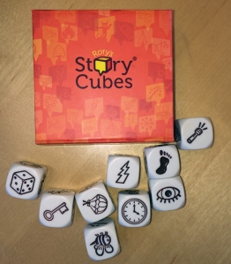 Rory´s storycubes