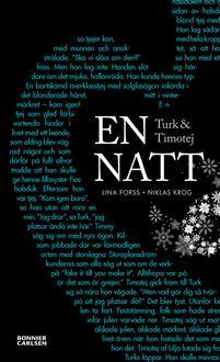 Turk & Timotej – en natt