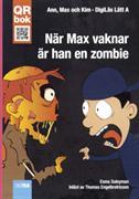 QR-kod När Max vaknar är han en zombie