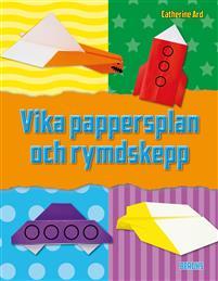 vika-pappersflygplan