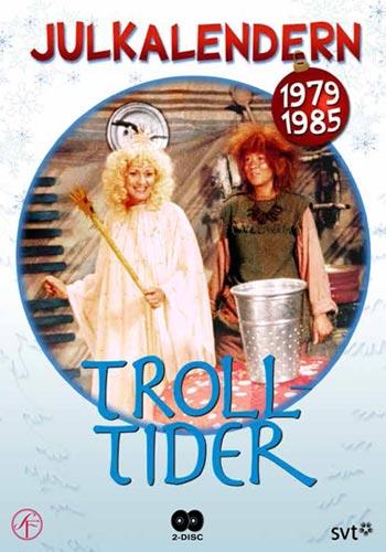 Trolltider dvd