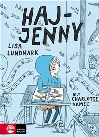 Omslag till boken Haj-Jenny
